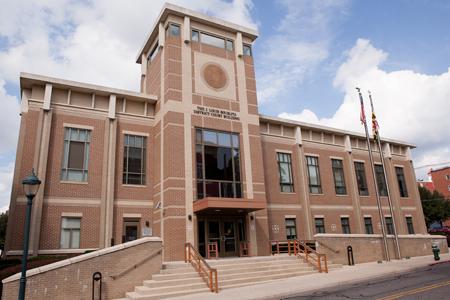 Washington County District Court Building